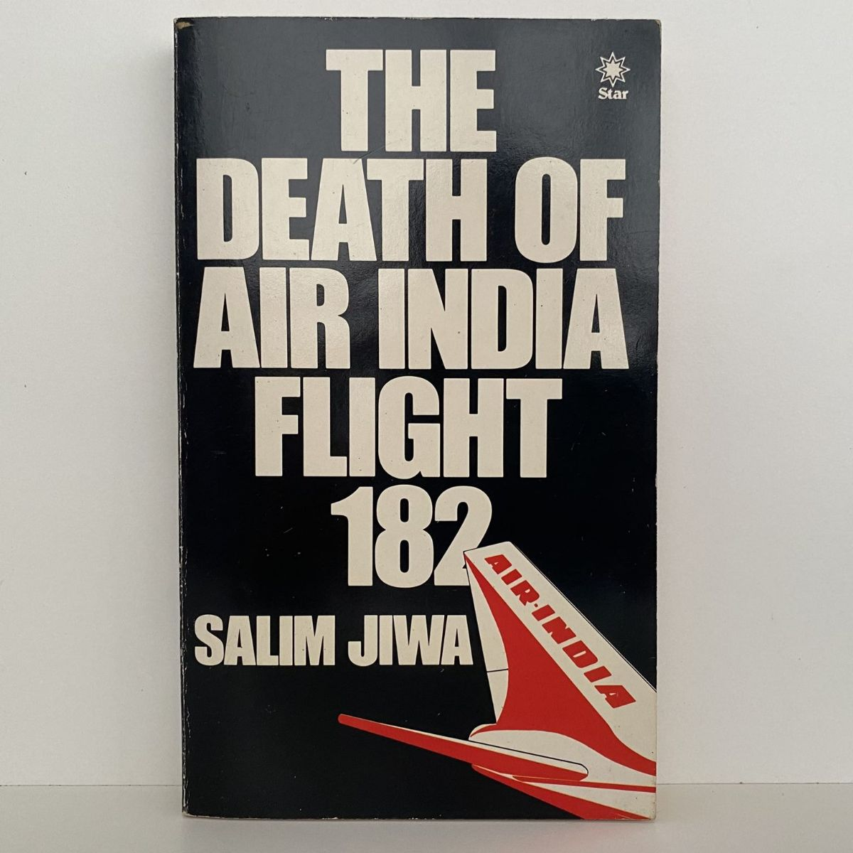 The Death of Air India Flight 182