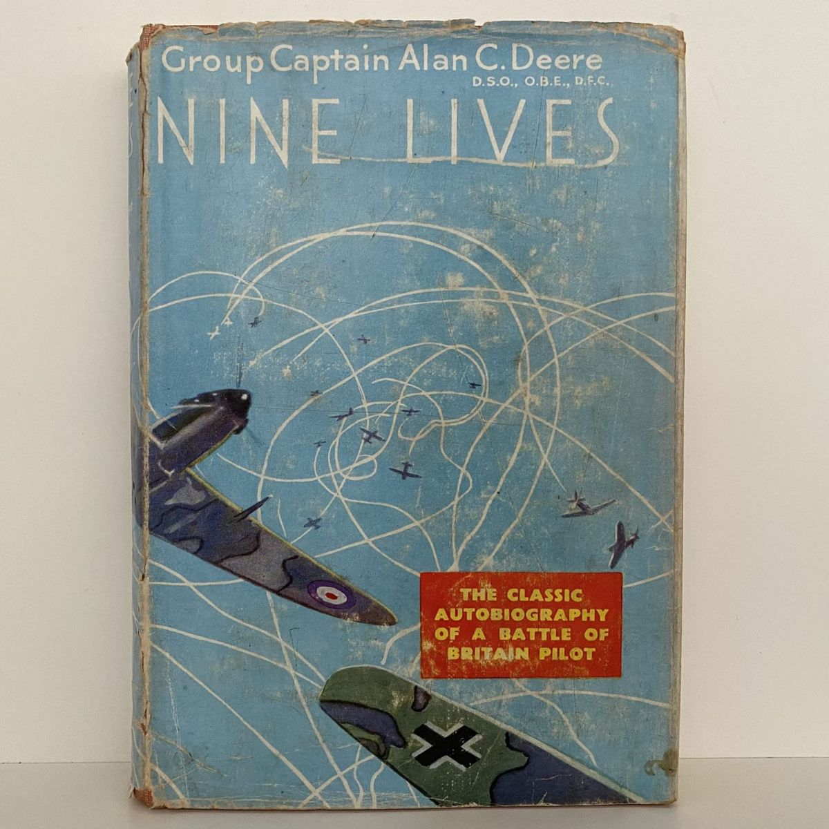 NINE LIVES: The Classic Autobiography of a Battle of Britain Pilot
