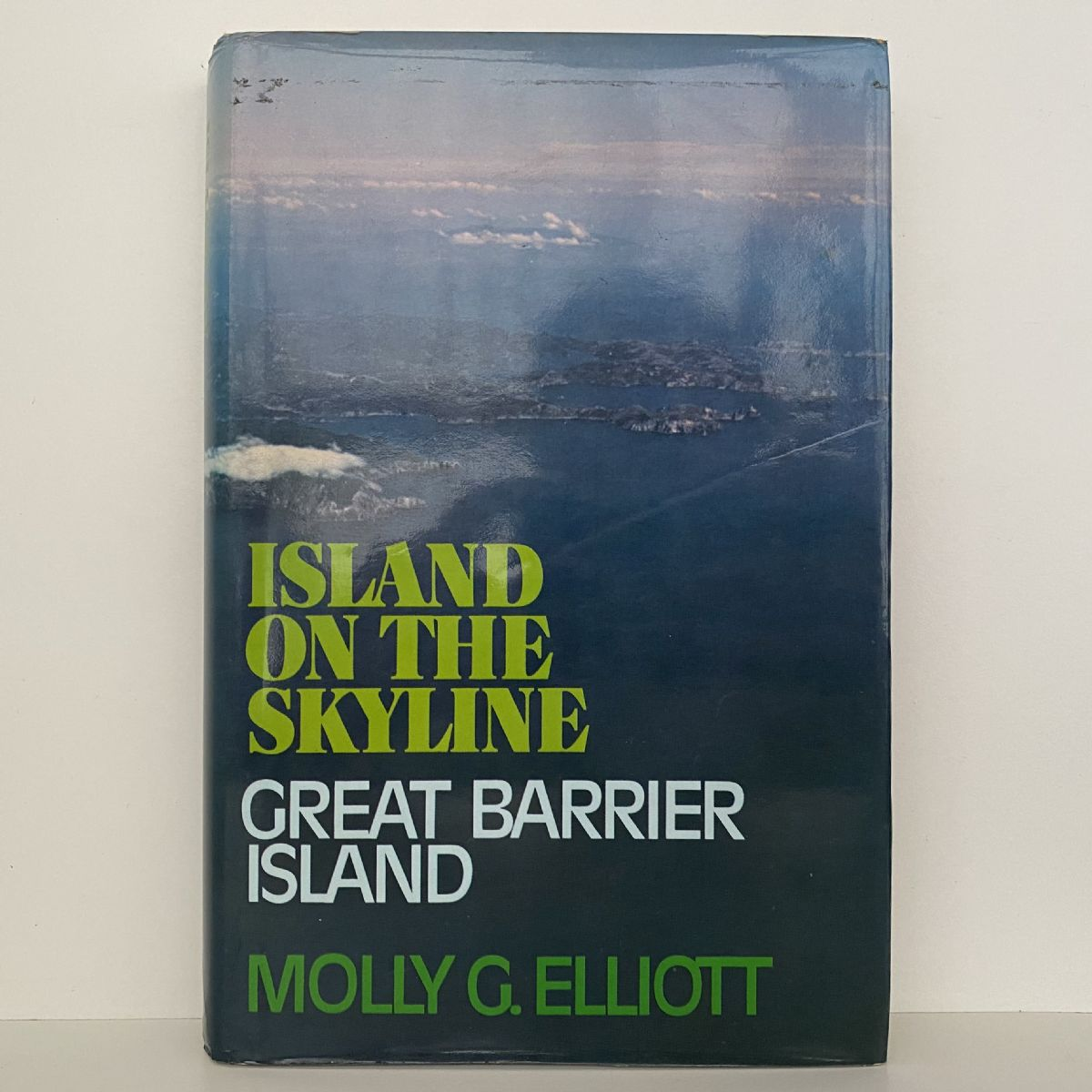 Island On The Skyline : Great Barrier Island