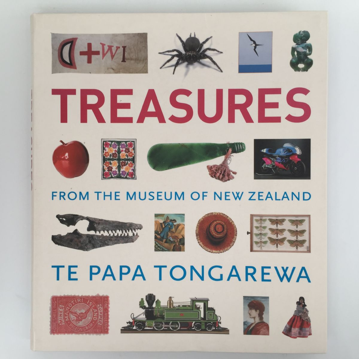 Treasures; From the Museum of New Zealand Te Papa