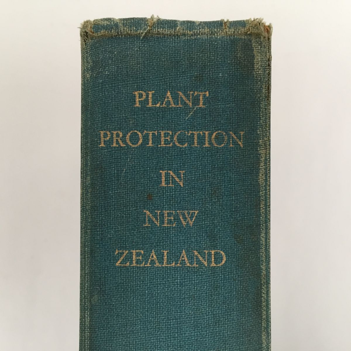 Plant Protection in New Zealand