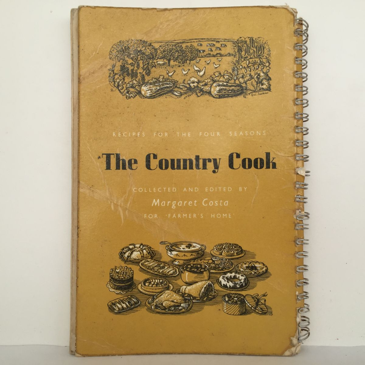 The Country Cook: Recipes for the Four Seasons