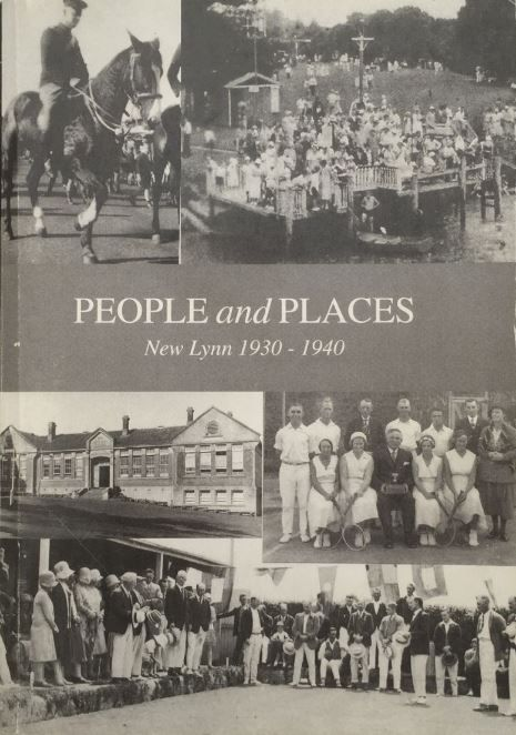People and Places : New Lynn 1930-1940