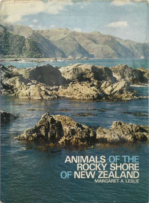 Animals of the Rocky Shore of New Zealand