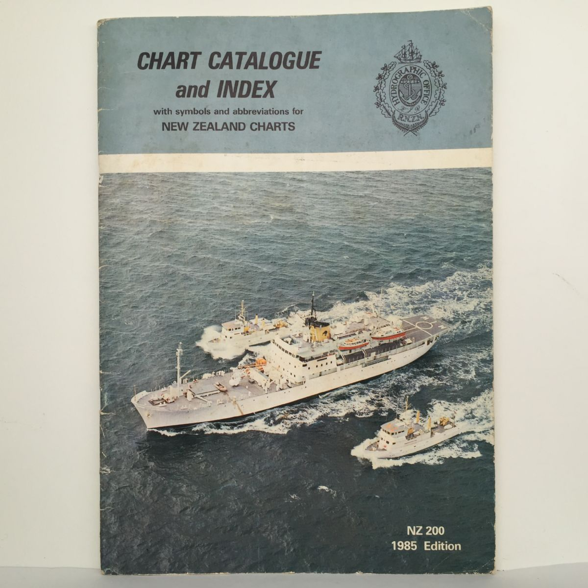 Chart Catalogue and Index