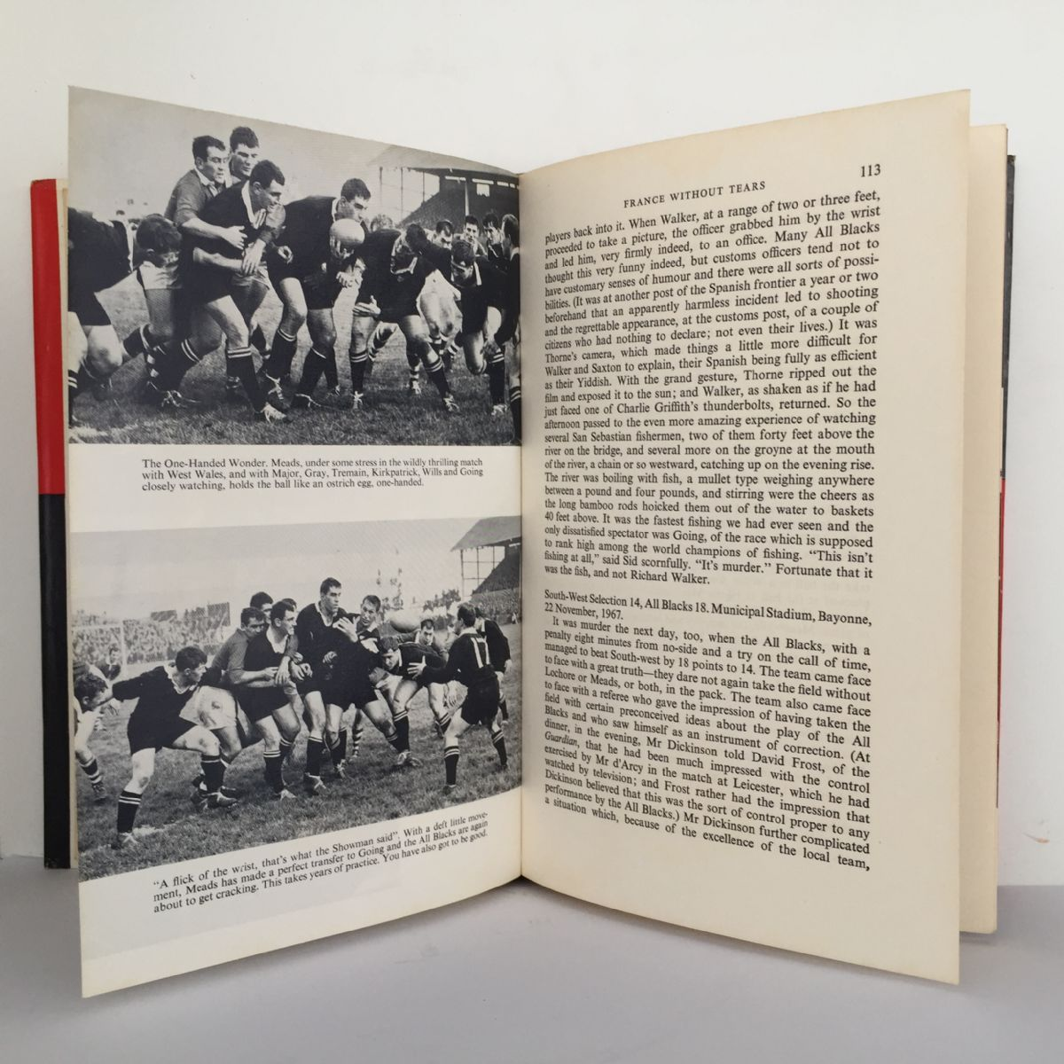 All Black Magic: The Triumphant Tour of the 1967 All Blacks