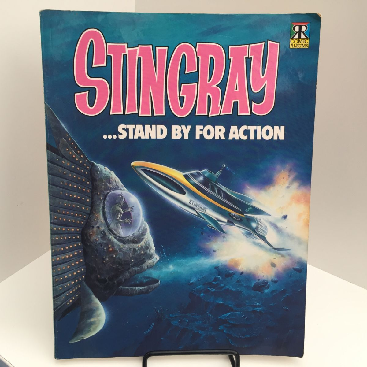 Stingray - Stand by for Action