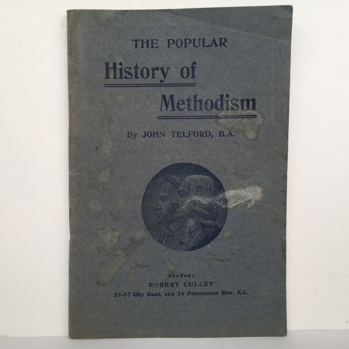 The Popular History of Methodism