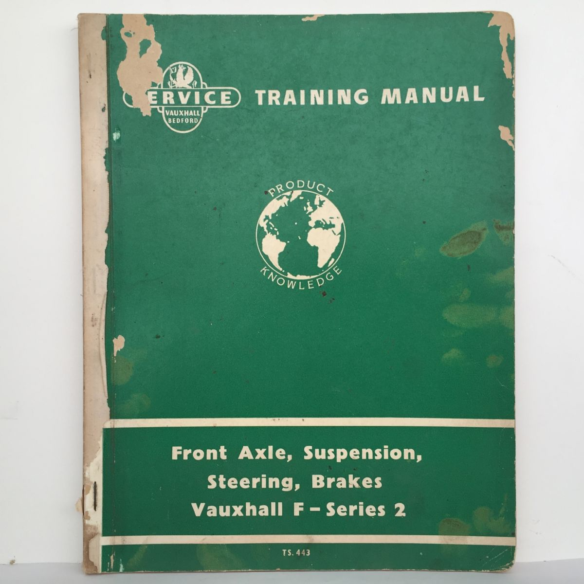 Vauxhall Bedford Service Training Manual