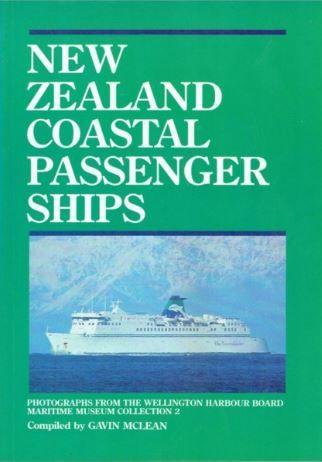 New Zealand Coastal Passenger Ships