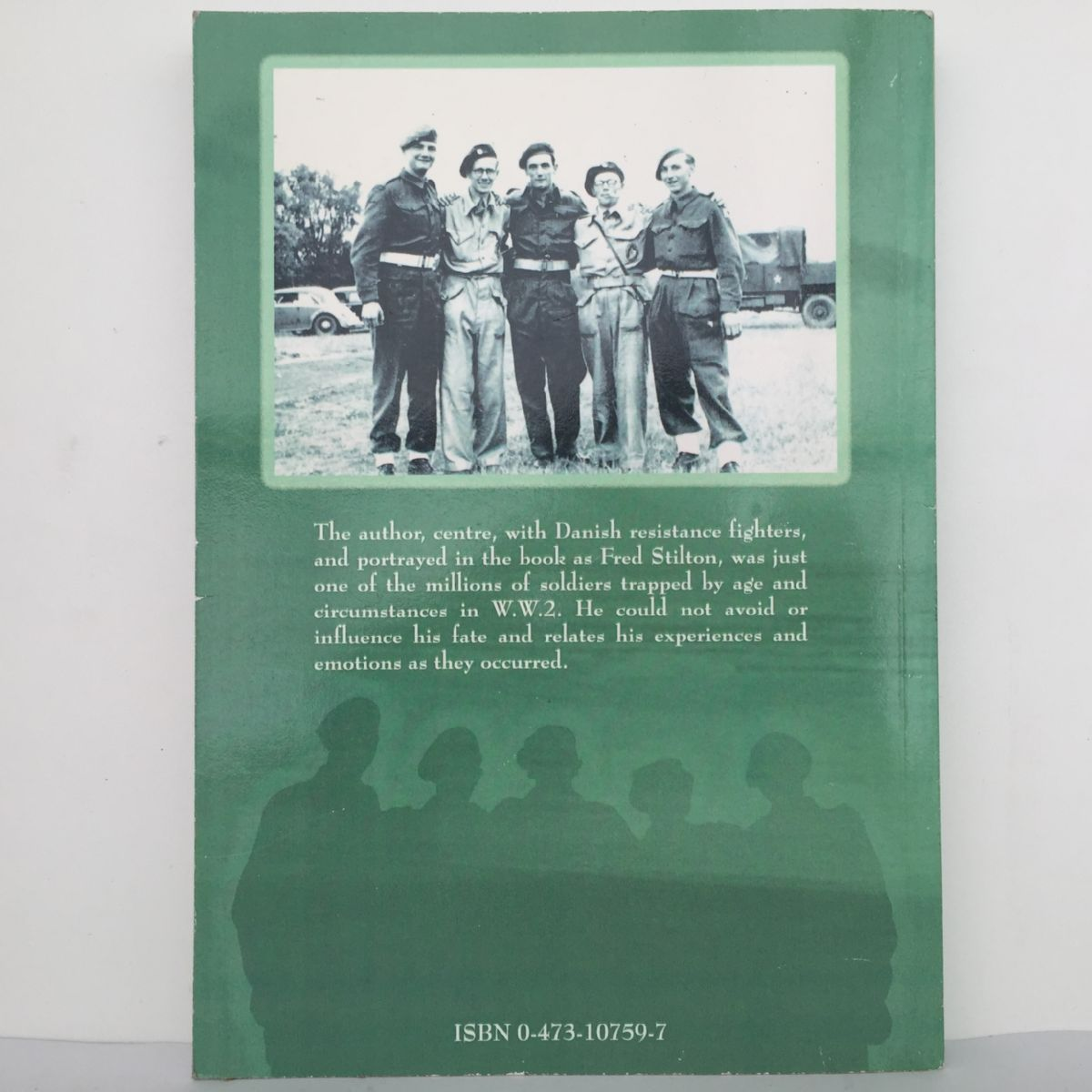 Follow On: Poignant Years of a Conscript 1941-1946