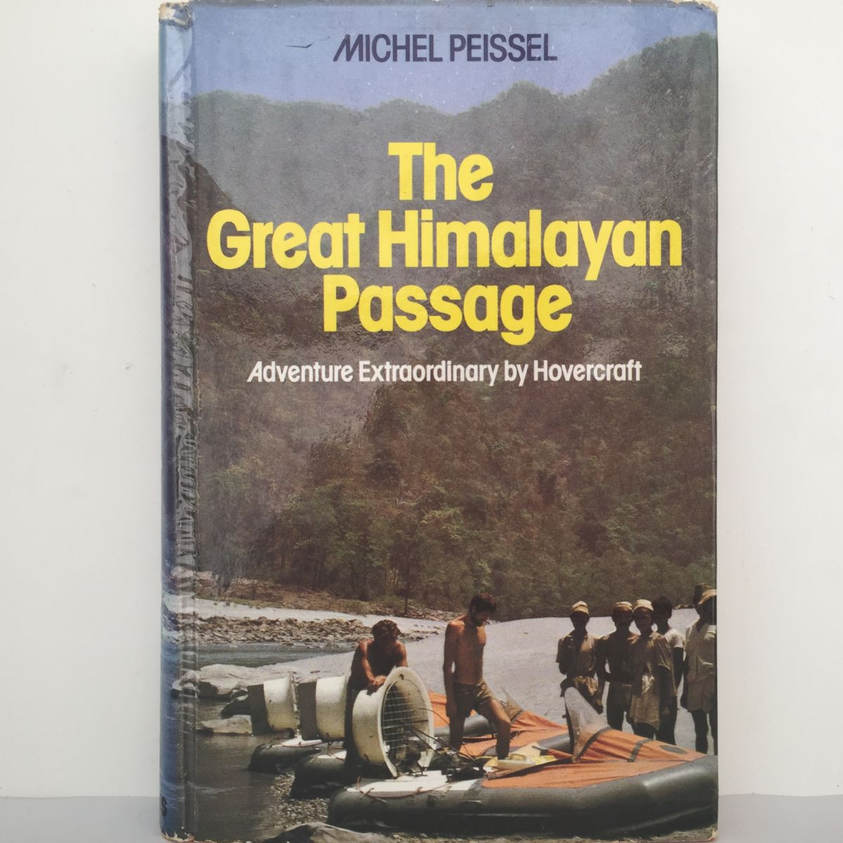 The Great Himalayan Passage
