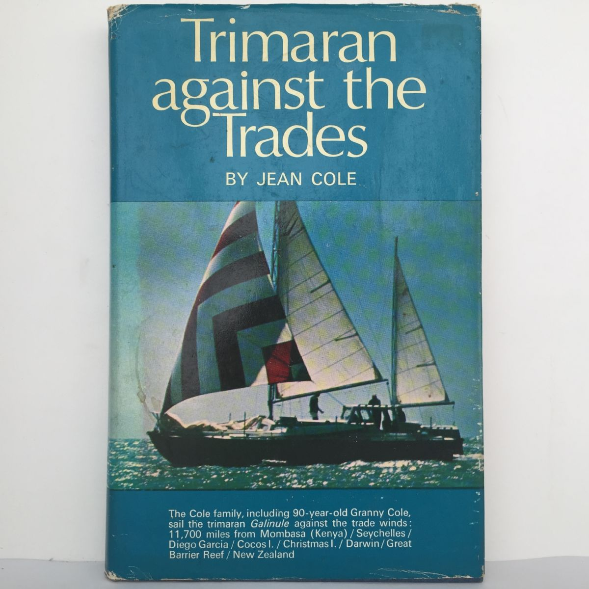 Trimaran Against the Trades