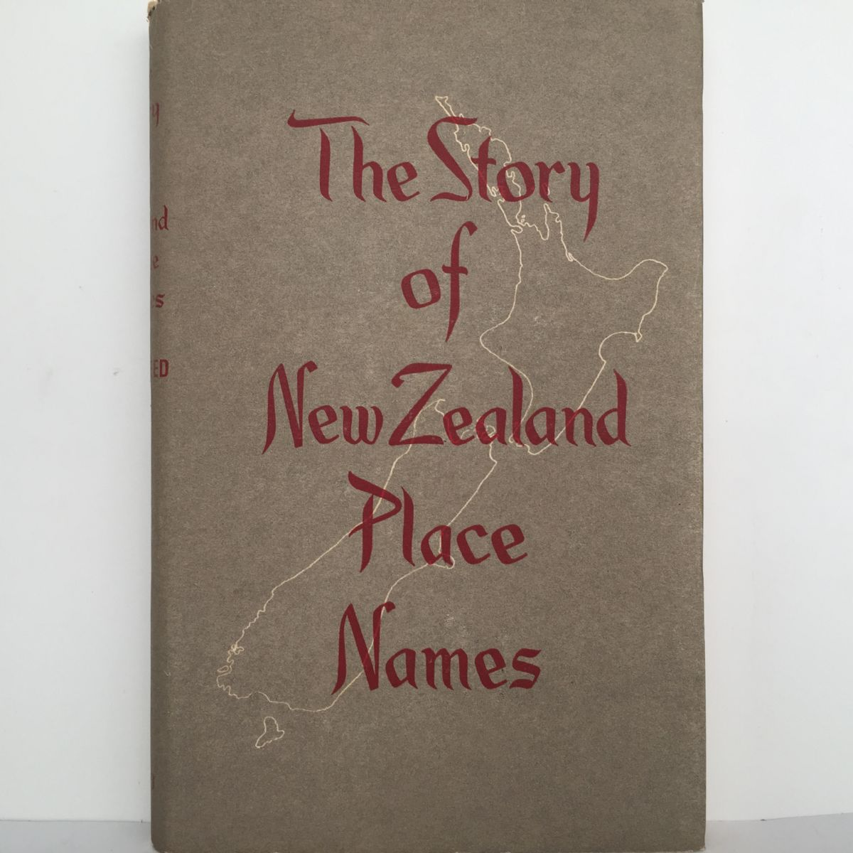 The Story of New Zealand Place Names