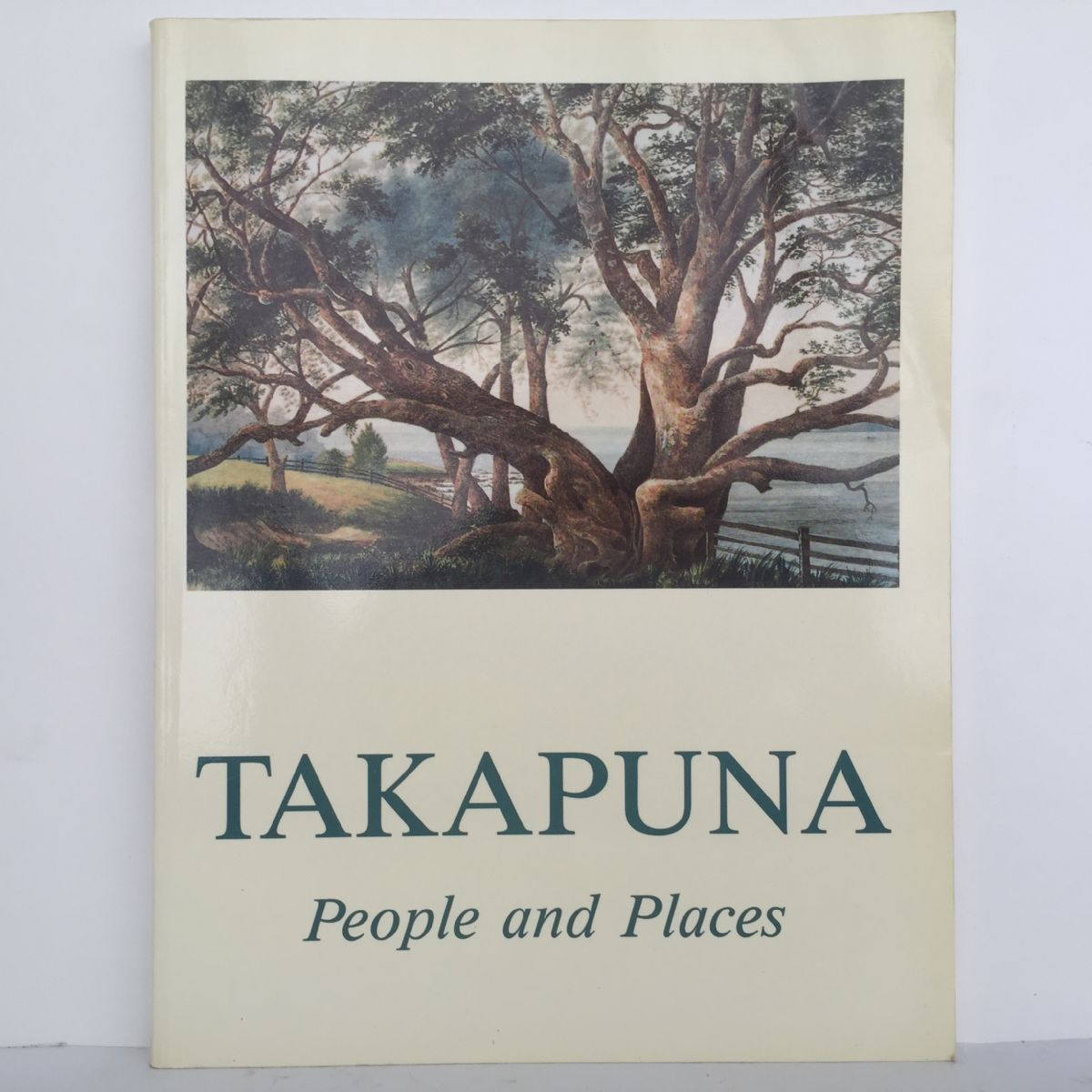 Takapuna: People and Places