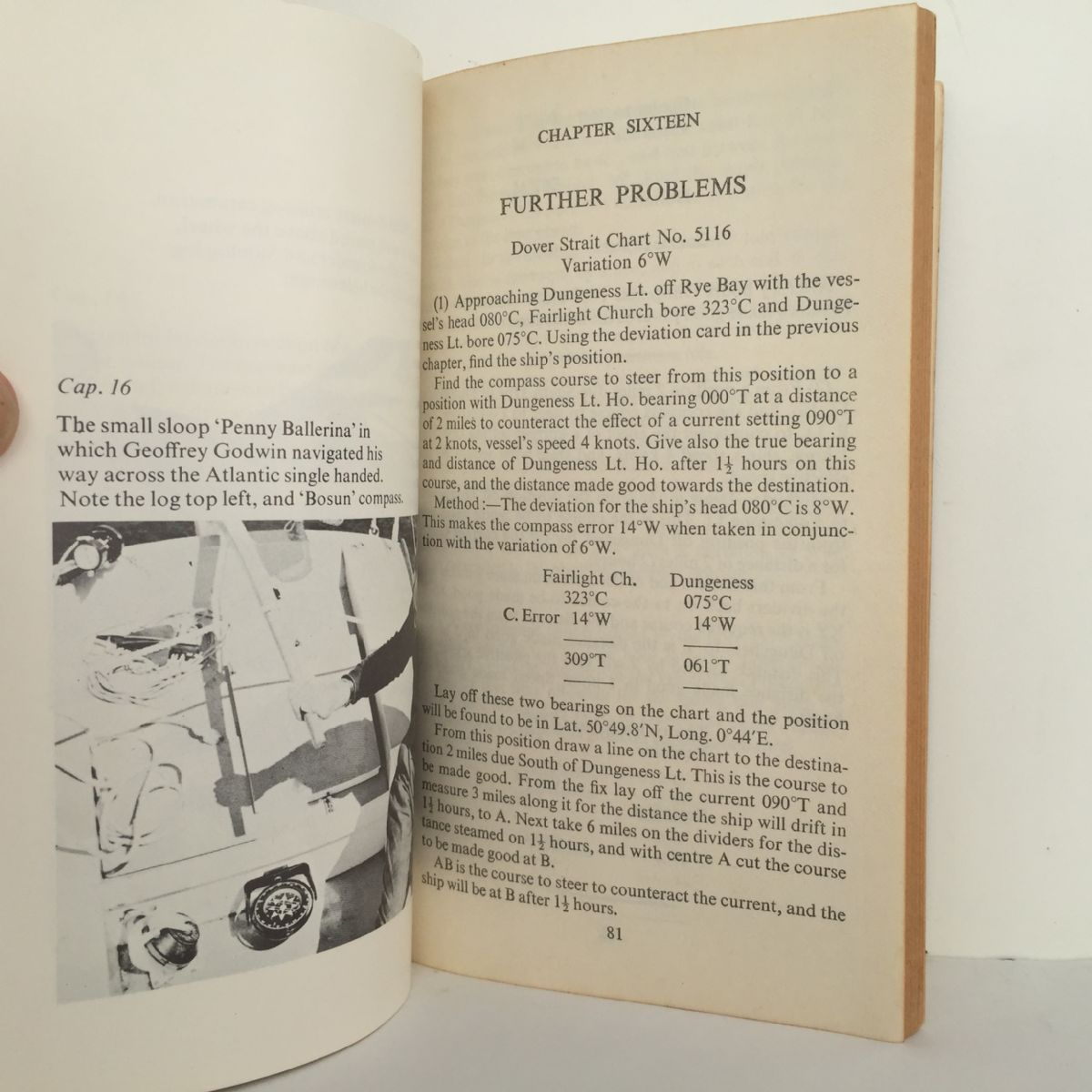 Yachting and Boating Book of Navigation