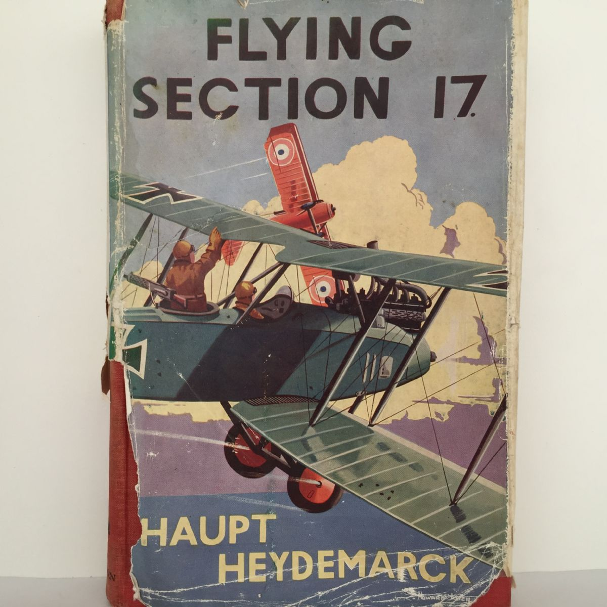 Flying Section 17