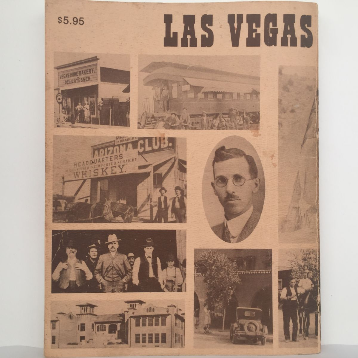 The Way It Was: Diary of a pioneer Las Vegas Woman