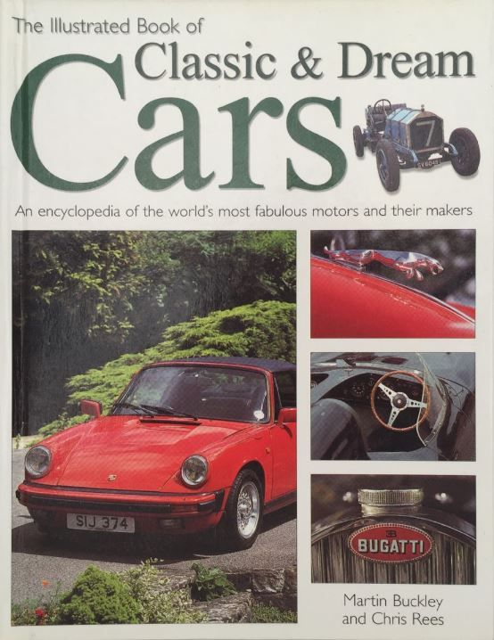 The Illustrated Book of Classic and Dream Cars