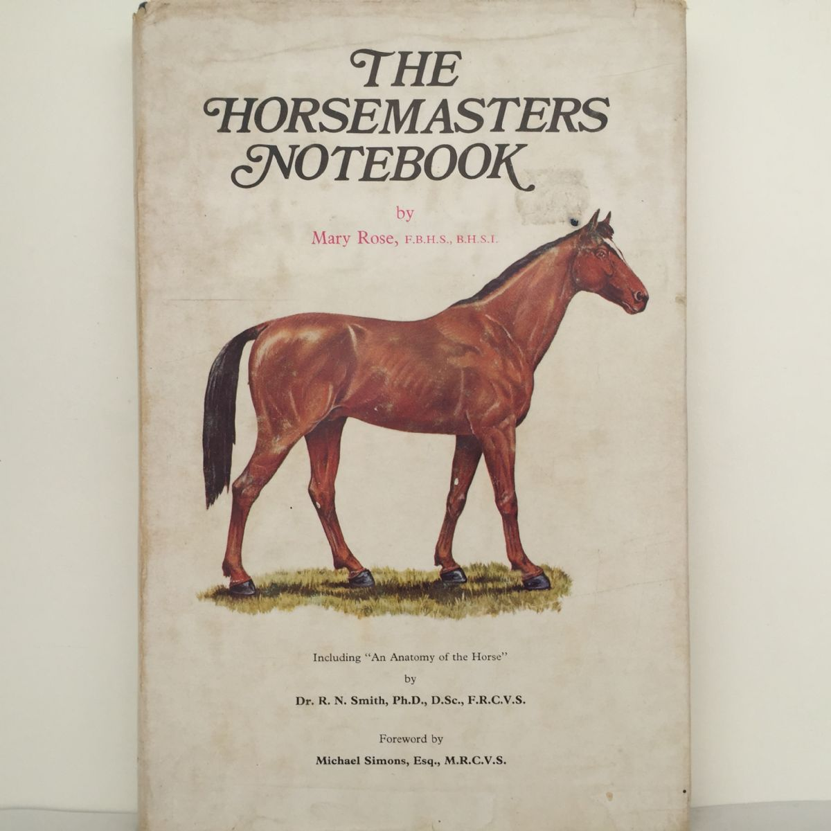 The Horsemasters Notebook