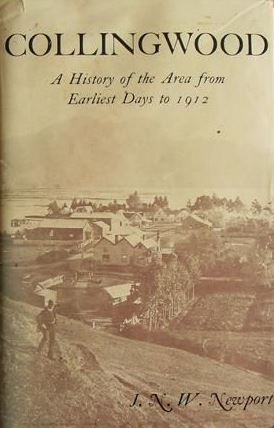 Collingwood; A History of the Area from Earliest Days to 1912